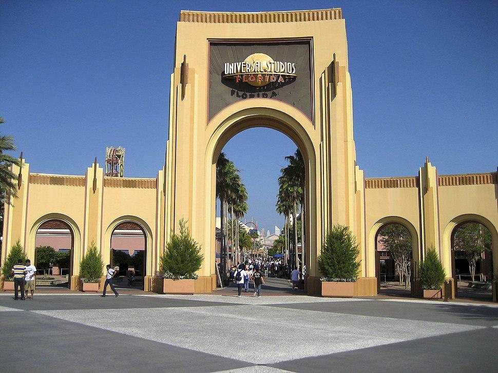 USF Entrance