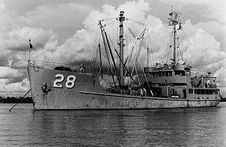 USS <i>Brule</i> (AKL-28)