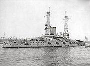 USS Alabama (BB-8) 1912