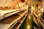 USS Bowfin - Sleeping Quarters (6160367091).jpg