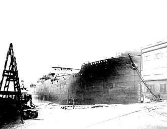 USS Margaret (ID-2510) - Image: USS Chatham alias USS Margaret ID 2510