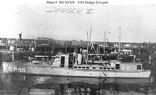 USS <i>Dodger II</i> (SP-46)