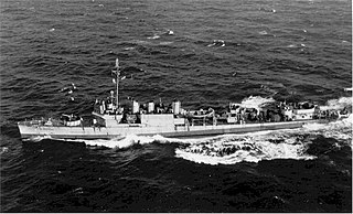 USS <i>Howard</i> (DD-179) Wickes-class destroyer in the United States Navy during World War II
