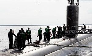 モントピリア (原子力潜水艦 ...