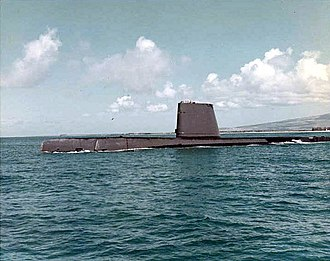 USS Razorback (SS-394) - Image: USS Razorback;0839412