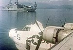 USS Salisbury Soung (AV-13) with VP-40 Marlins at Cam Ranh Bay 1966.jpeg
