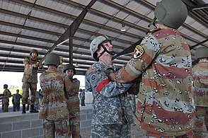 US Army 52217 U.S., foreign paratroopers get ready for a big jump at Fort Bragg 4.jpg