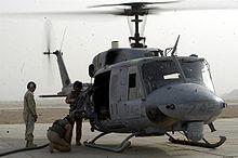 US Marine Corps UH-1N Huey helicopter.jpg