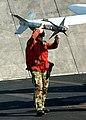 US Navy 020905-N-2147L-002 Final checks on a sidewinder missile.jpg