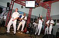 US Navy 070830-N-3271W-004 The U.S. Navy Rock Band, Freedom, performs at the St. Louis Science Center during St. Louis Navy Week, which runs August 28 through September 6.jpg