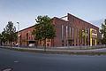 Uboot-Halle factory building Hanomag Elfriede-Paul-Allee Hanover Germany 02.jpg