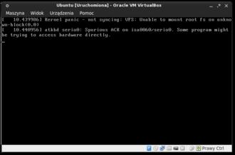 Fatal system error - Linux 3.8 kernel panic