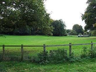 Ullenwood - Ullenwood Cricket Field and Pavilion