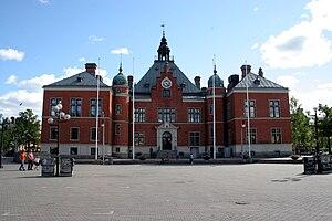 Umeå Municipality - Umeå Town Hall.