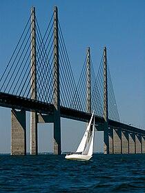 Under the bridge - Oresund Bridge.jpg