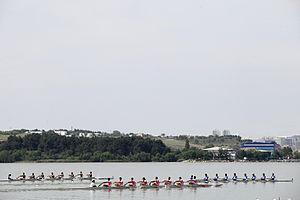 Lake Küçükçekmece - The Uniçek water sports festival