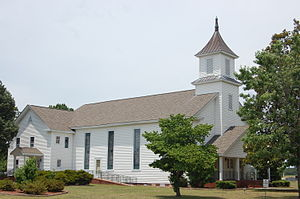 Carthage, North Carolina - Union Presbyterian Church