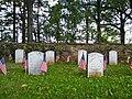 Union graves at Mt. Zion Old School Baptist Church Cemetery C - stierch.jpg