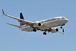 United Airlines, Boeing 737-824(WL), N12238 - LAX (18619964841).jpg
