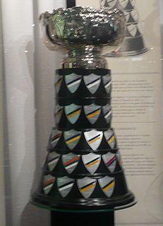 David Johnston University Cup