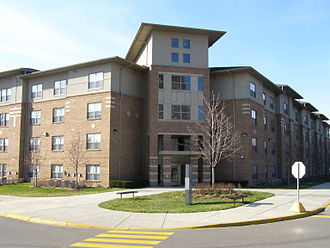 Lawrence Technological University - University Housing North residence hall