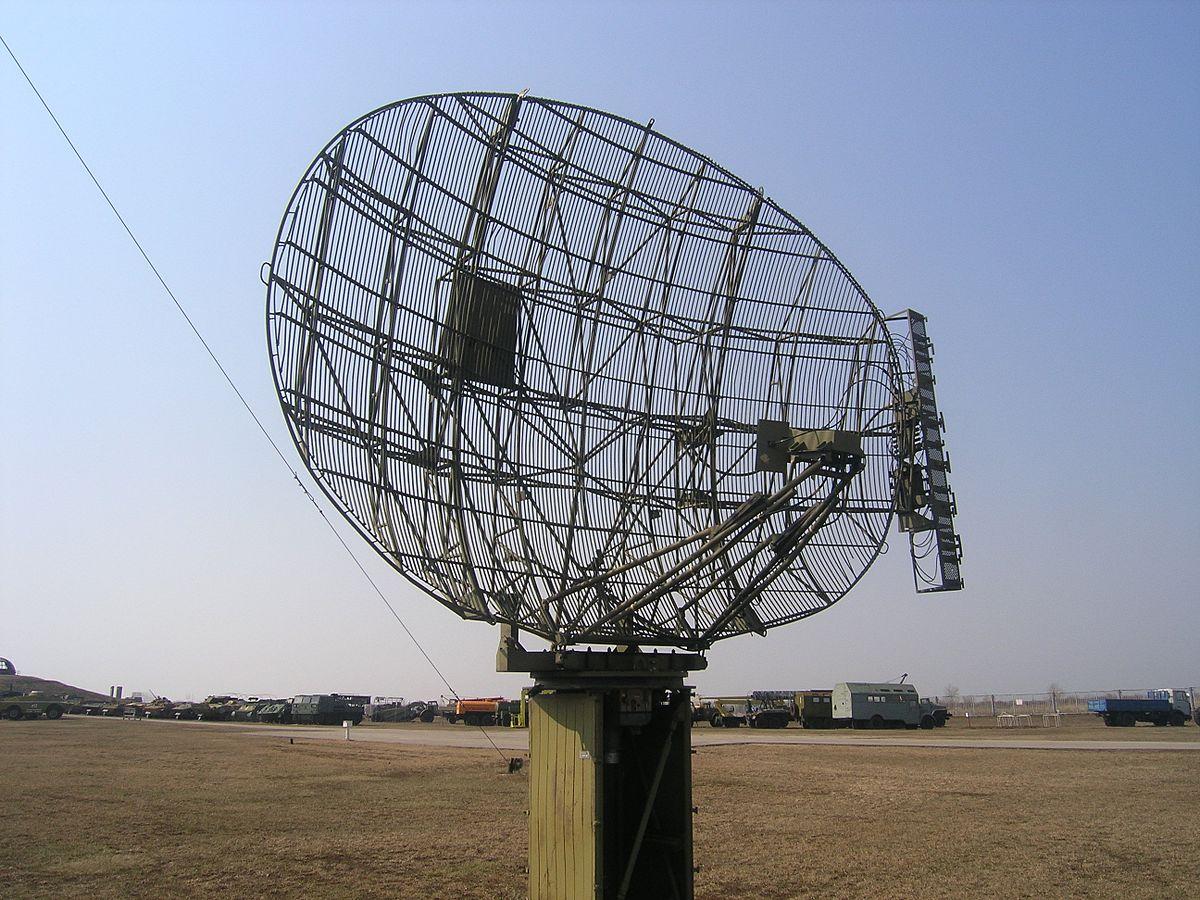 Радиолокационная станция — Википедия