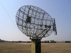 Unknown radar-7. Technical museum Togliatti.JPG