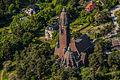 Uppenbarelsekyrkan i Huddinge från luften.jpg