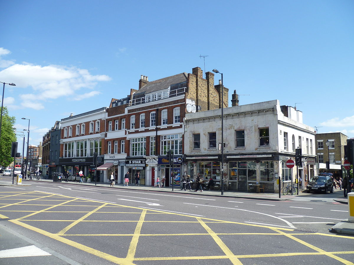 Upper Street Islington Restaurants