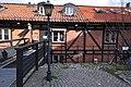 Västerås Korsvirkeshuset mot gården1.jpg