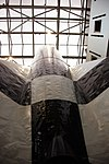 V-2 - looking up - Smithsonian Air and Space Museum - 2012-05-15 (7275761950).jpg