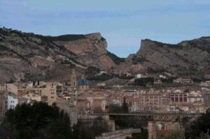 Alcoy, Spain - Image: V General Alcoi