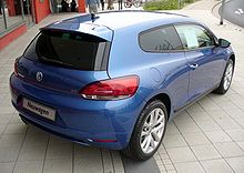 VW Scirocco III Sport 1.4 TSI Risingblue Heck.JPG