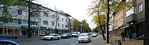 Valkeakoski - Image: Valkeakosken keskusta 1b