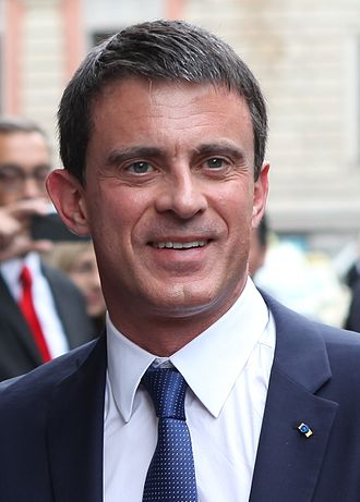 Second Valls government - Manuel Valls