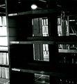 Valtionarkisto 1944. Makasiinitiloja (mahdollisesti osa asiakirjoista evakuoitu). Kansallisarkisto.jpg