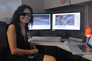 Vandi Verma Roboticist at NASAs Jet Propulsion Laboratory and driver of the Mars rovers