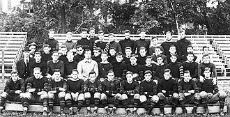 1912 Vanderbilt Commodores football team - Image: Vandy 1912Football
