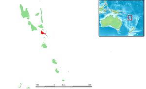 Epi (island) - Image: Vanuatu Epi
