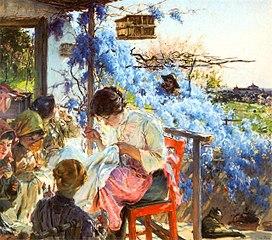 Nightingale balcony
