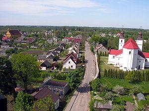 Varniai - Image: Varniai 1.2009 05 21