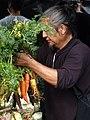 Vendor at Organic Market - Prospect Park - Brooklyn - New York - USA (10389321323).jpg