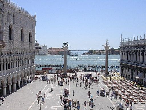 Venezia piazza s.Marco 2