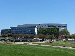 The Theatre at Grand Prairie Concert hall in Grand Prairie, Texas