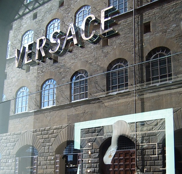 Image result for versace creative commons