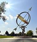 Veterans Sundial, Kitchener, Ontario.jpg