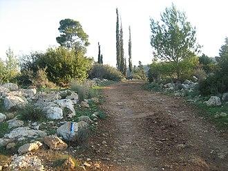 Burma Road (Israel) - Burma Road