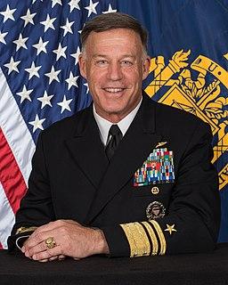 Sean Buck American Navy admiral