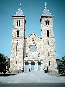 The Basilica of St. Fidelis (1997)