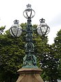 Victorian street lamp, Gloucester Gate Bridge - geograph.org.uk - 1974261.jpg